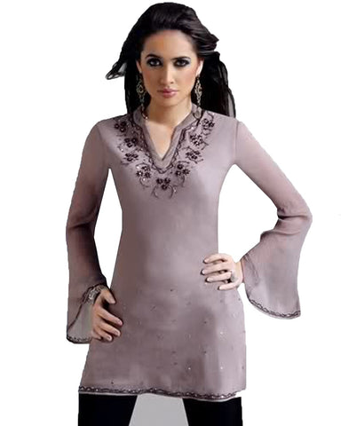 Trendy Look Move Color Kurti