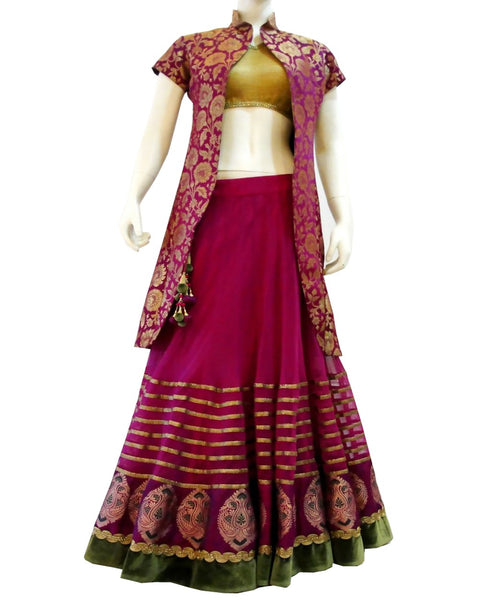 Designer Party Lehenga Dress