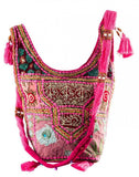 Traditional Pink Color Bag