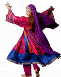 Pink Persian Dance Costume