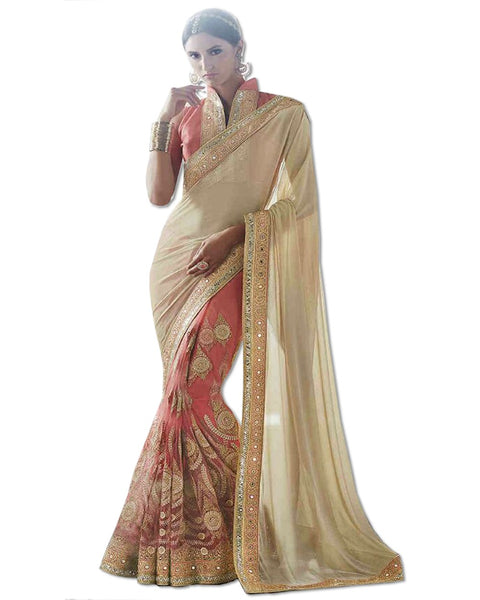 Reshan Work Designer Saree