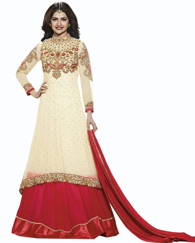 Prachi  Heavy Embroidery Suit