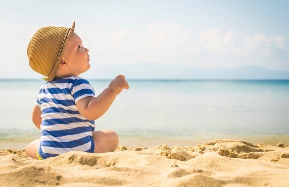 Protect Your Baby's Skin This Summer