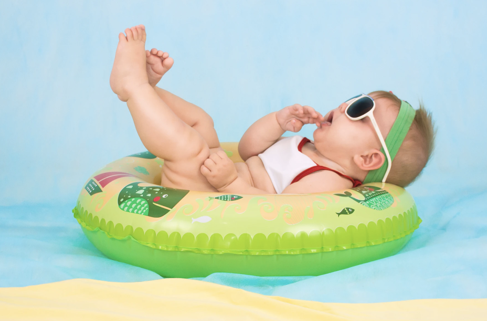 Is Baby Sunscreen Only for the Summer?