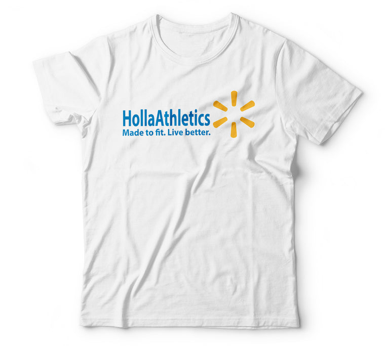 Holla-Walmart WHITE