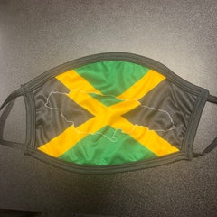 Jamaica Mask Green