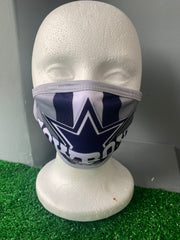 Dallas Cowboys Stripe Mask