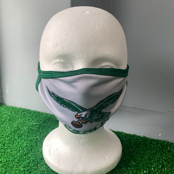 Philadelphia Eagles Old Logo Mask