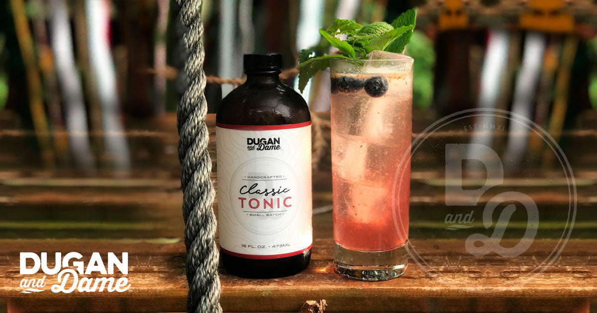 Dugan and Dame Shrub & Tonic