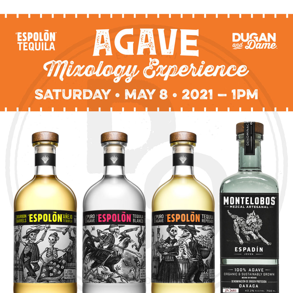 Agave Mixology Experience - 5/8 at 1pm