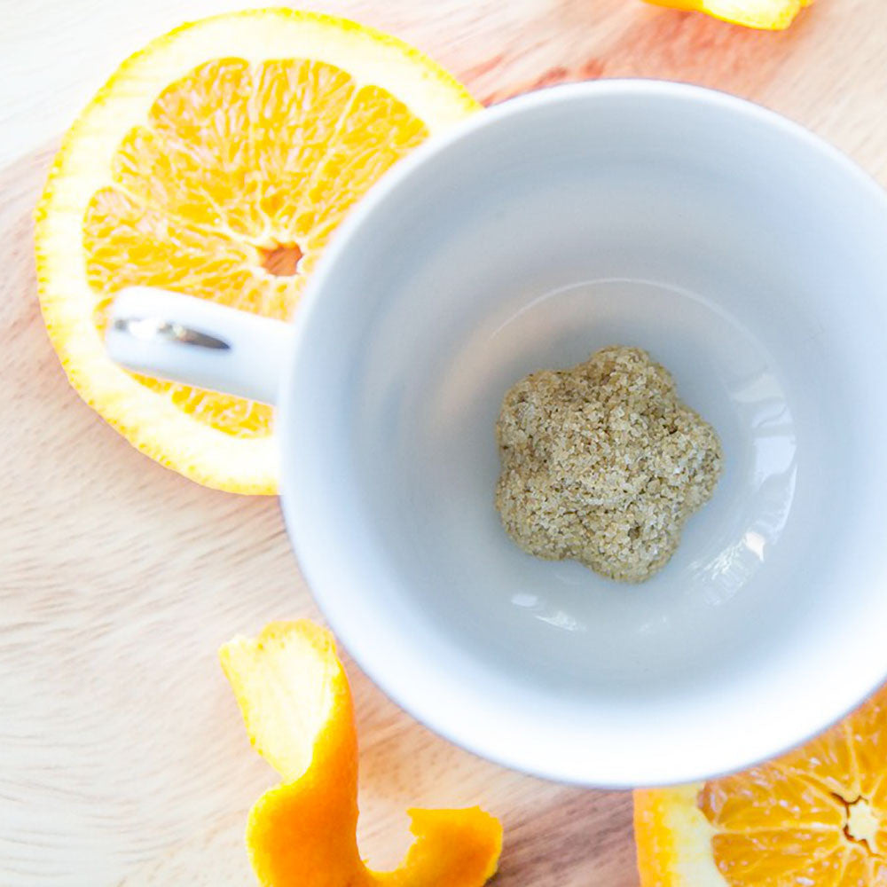 Citrus Ginger Tea Drops