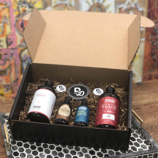 Craft Cocktails Gift Set