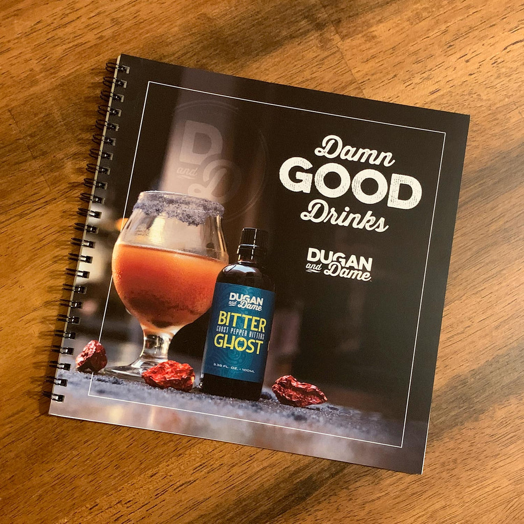 Damn Good Drinks Recipe Book