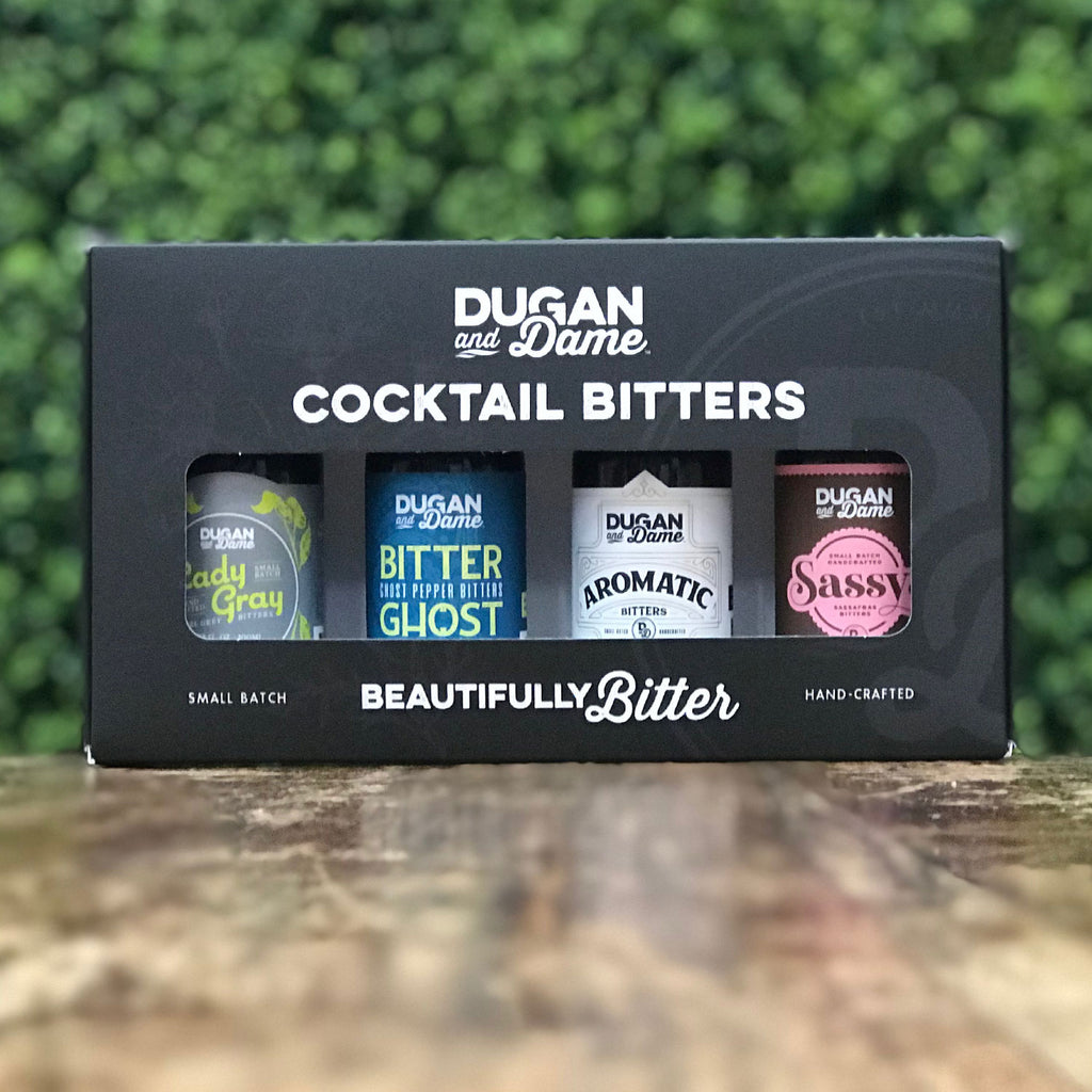 Build Your Own Bitters 4-Pack