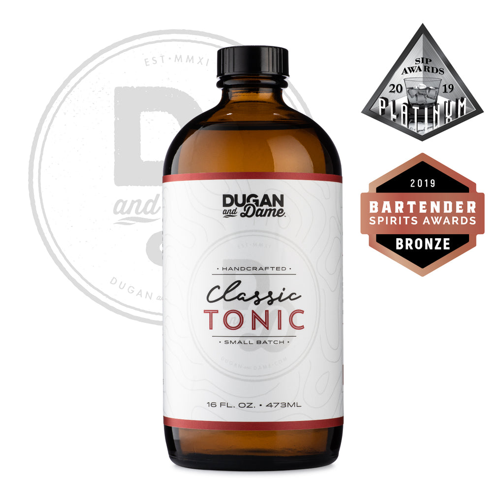Dugan and Dame Classic Tonic