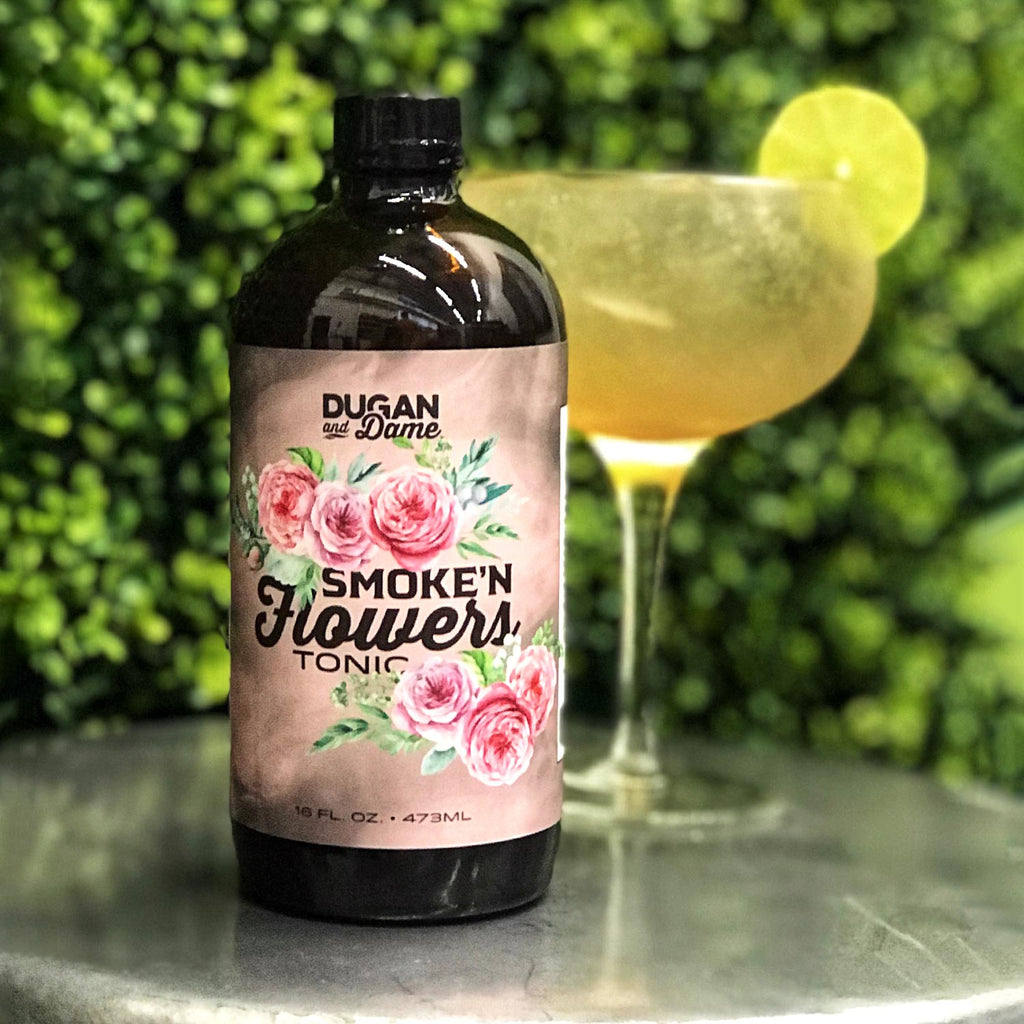 Smoke'n Flowers Tonic