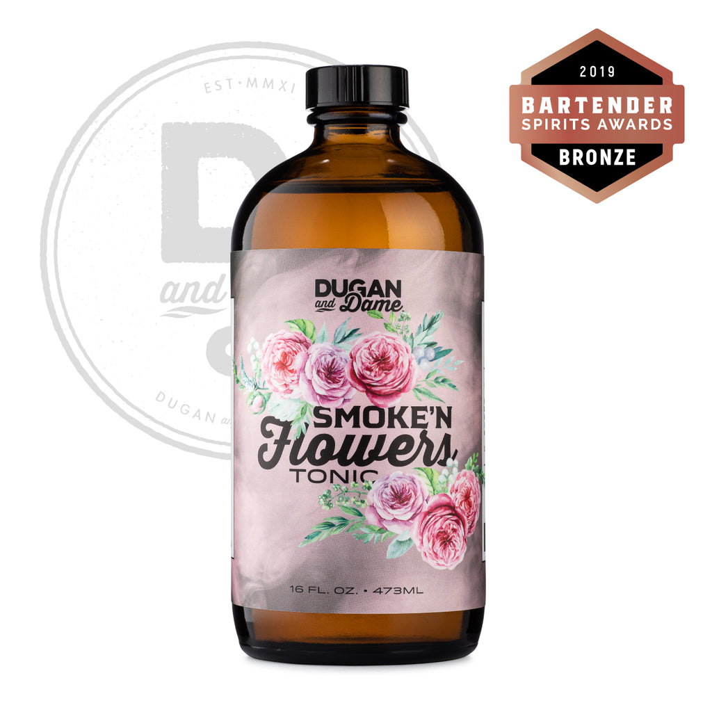 Dugan and Dame Smoke'n Flowers Tonic