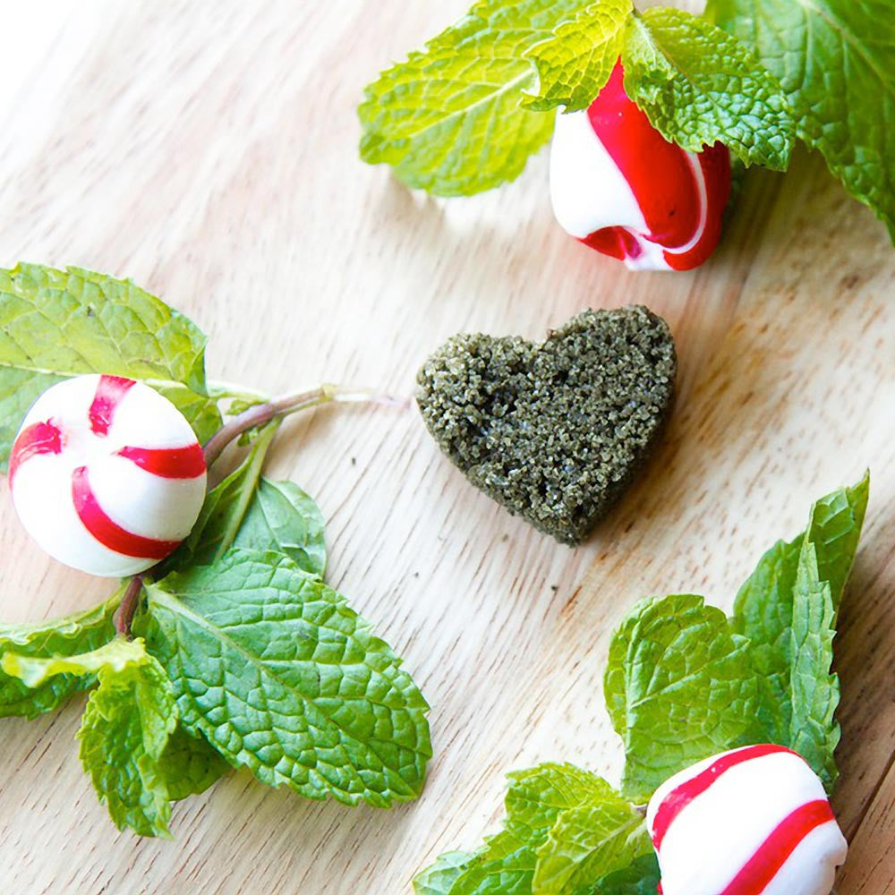 Sweet Peppermint Tea Drops