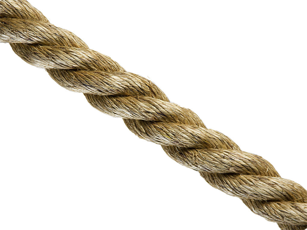 "Rope - 1.25"" Pirate  (Per Foot)"