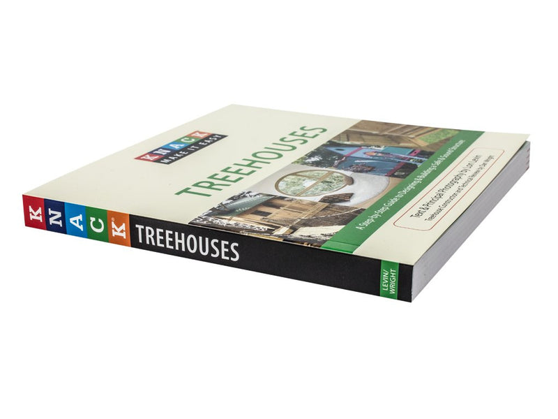 Treehouses Book by KNACK
