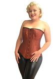 FULL BUST PLUS SIZE CORSET