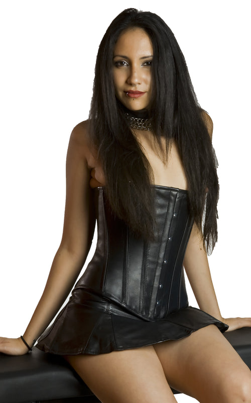 CORSET LEATHER
