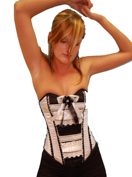 FULL BUST CORSET JEANIE