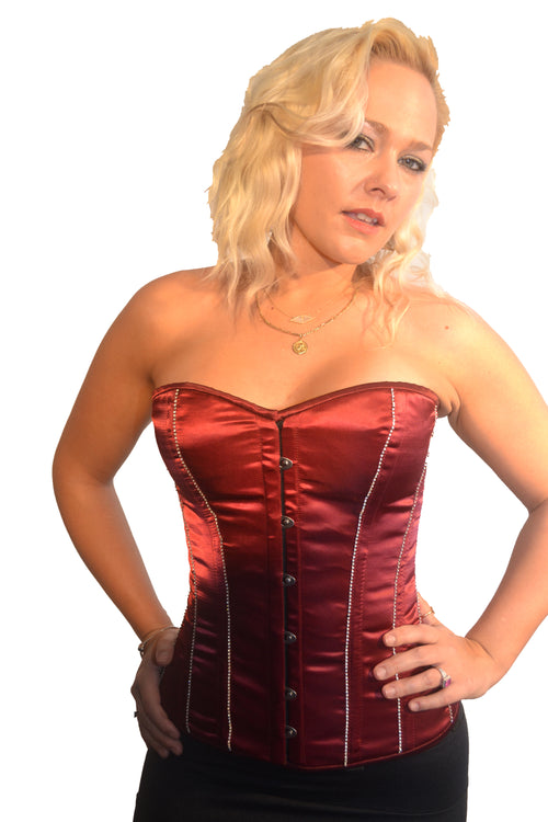 AFTER DARK CORSET  CORALINE
