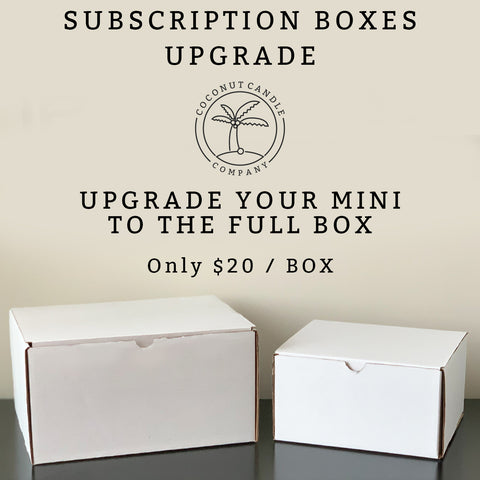 Upgrade Your Subscription Box