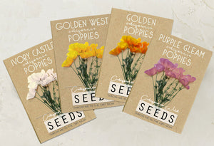 California Poppy Pack