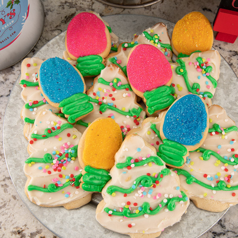 Home Decorating Kit: Holiday Cookies