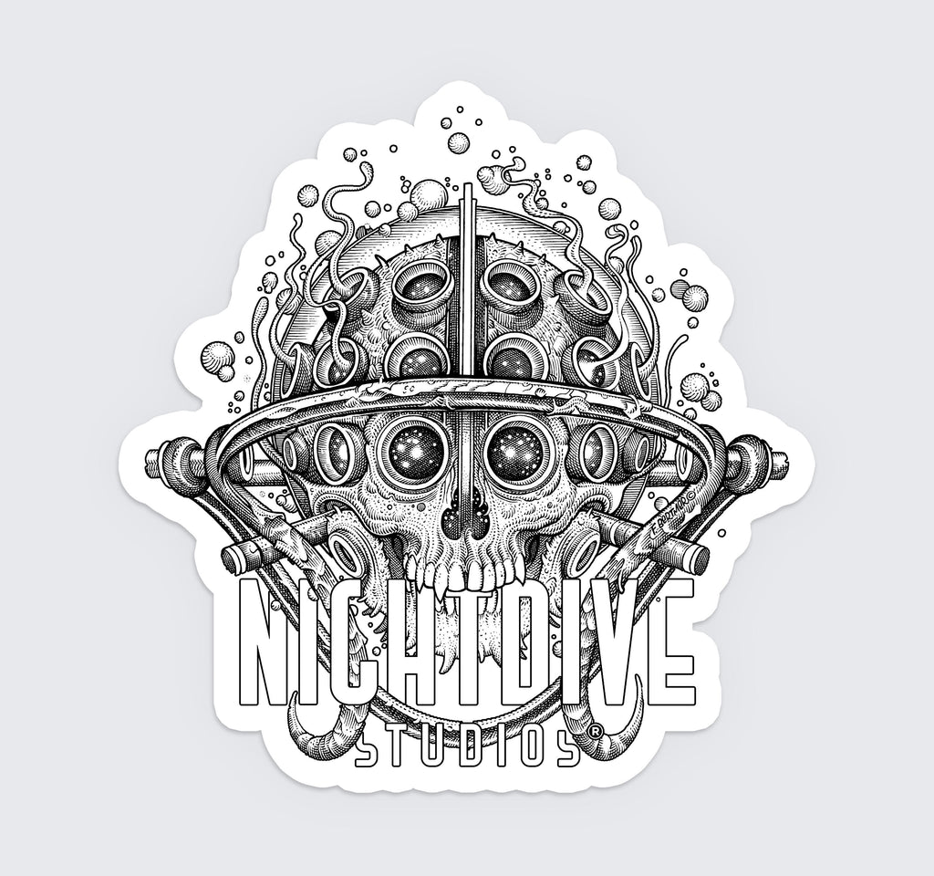 Nightdive Stickers