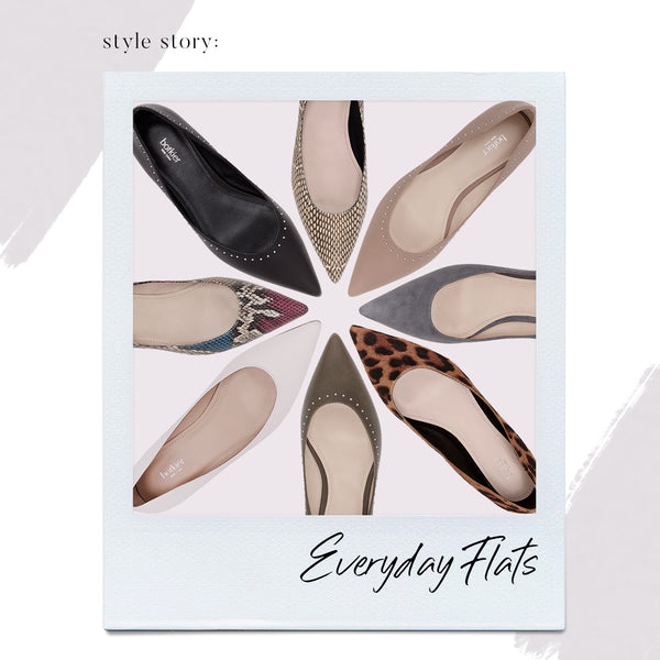 Style Story: Flats