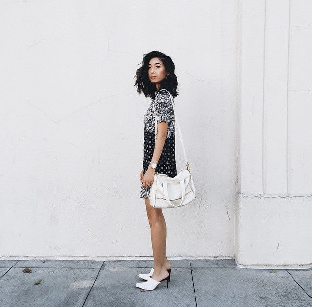 Blogger of the Month: Stephanie Liu of Honey & Silk