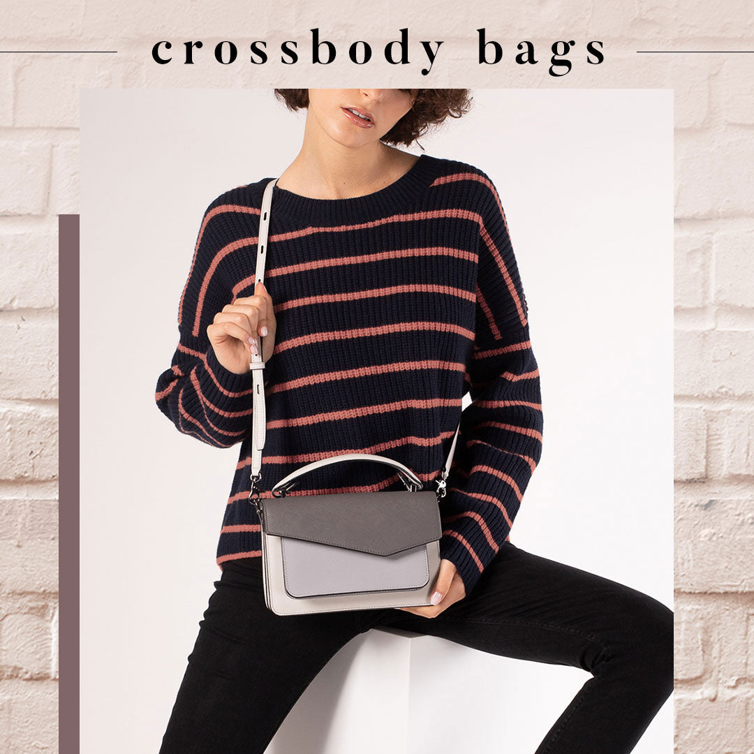 Style Round-Up: Crossbody Bags