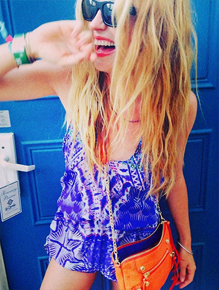 Cat Deeley at Coachella with