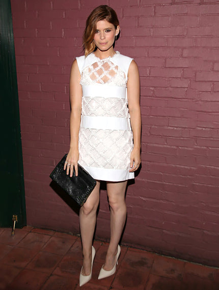 Kate Mara at Future of Botkier Dinner with