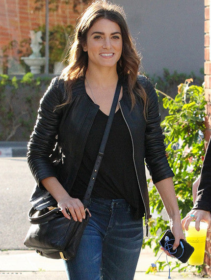 Nikki Reed with