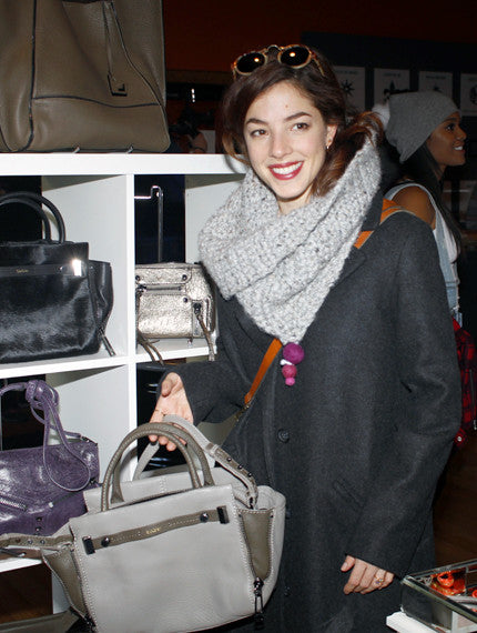 Olivia Thirlby at Sundance Film Festival with