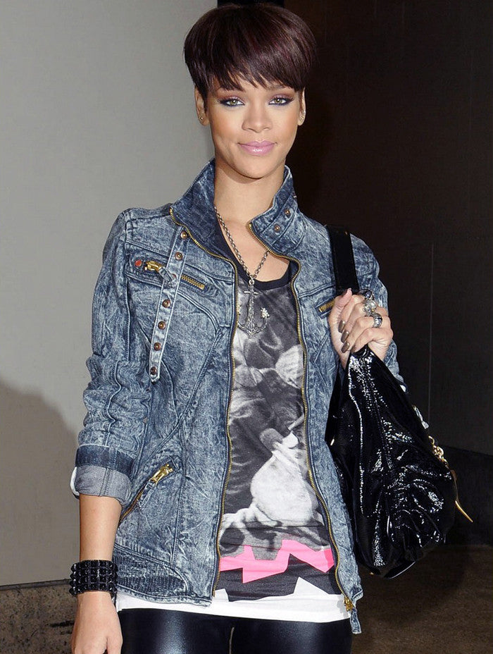 Rhianna with