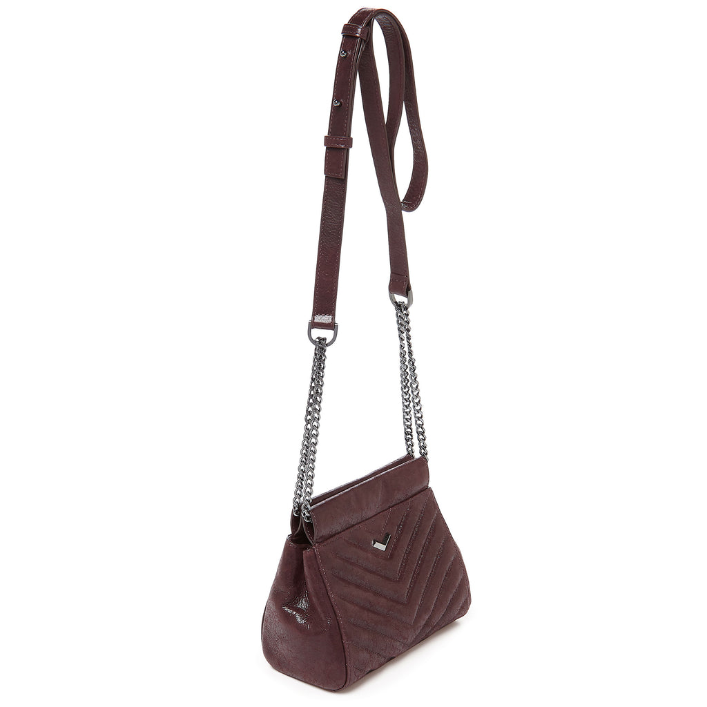 17F152M-DLWIN botkier soho mini crossbody wine B