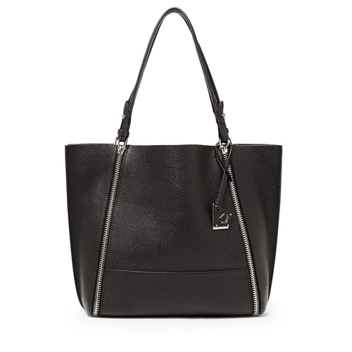 17S1740-HPBLK botkier soho big zip tote black A