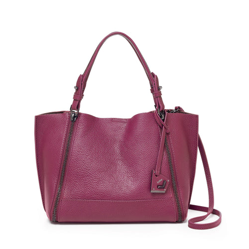 17SM1741-HPRBY botkier soho big zip bite size raspberry A