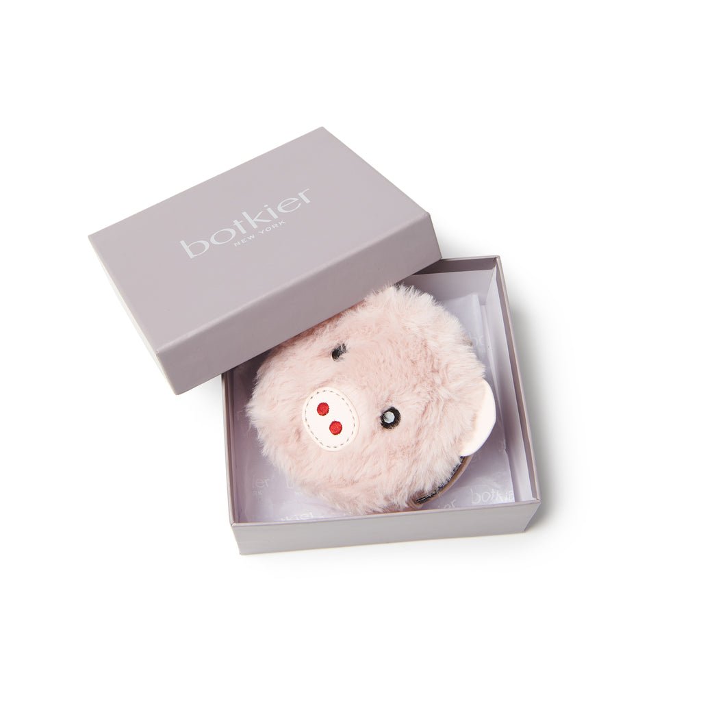 Fluffy Pig Coin Case