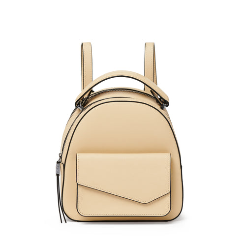 botkier cobble hill mini backpack in fawn beige