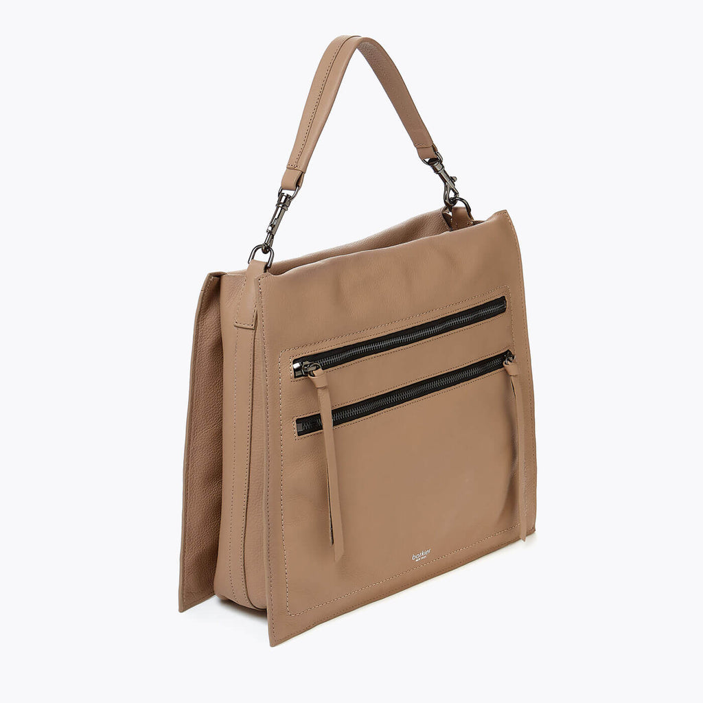 botkier chelsea hobo in hazelnut brown