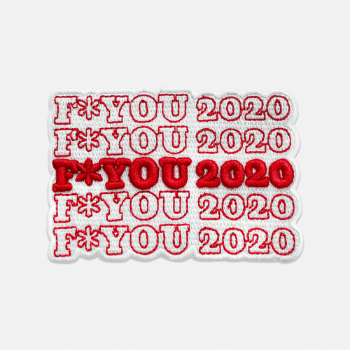 F* You 2020 Patch Alternate View