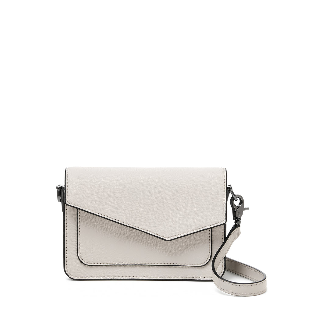 botkier cobble hill mini crossbody dove front