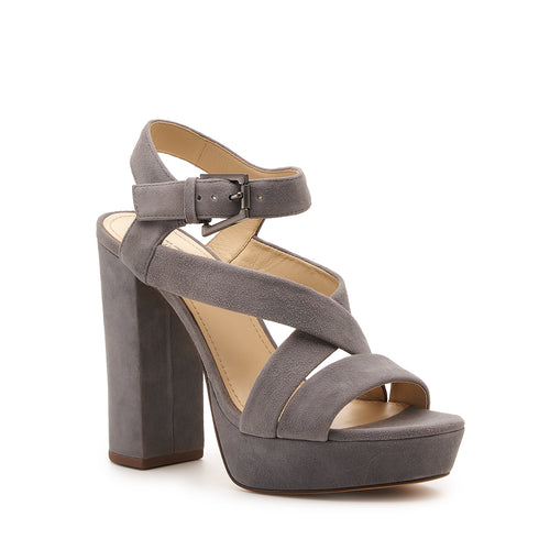botkier farrah angled heel sandal in fossil grey Alternate View