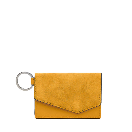 Cobble Hill Card Case (Suede)